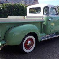 Chevrolet Pick-up 3100