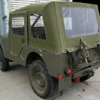 Swiss Army Jeep '70
